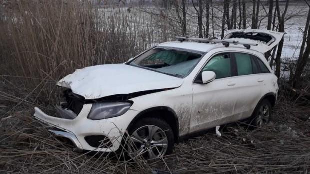 БГНЕС Четирима македонски граждани са пострадали при катастрофа тази нощ на