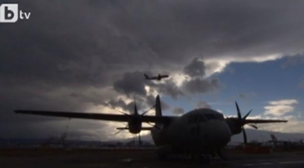 Военно-окръжната прокуратура в Пловдив се е сезирала за инцидентас военнотранспортния