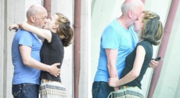 Любовният триъгълник между Стоян Алексиев, съпругата му Надежда и младата