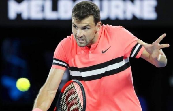 Страхотен Григор Димитров се класира за четвъртфиналите на турнира от