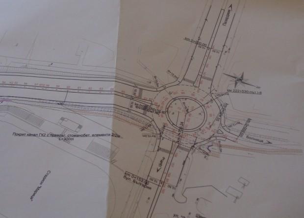 Дават тласък на проекта за нов мост на река Марица,
