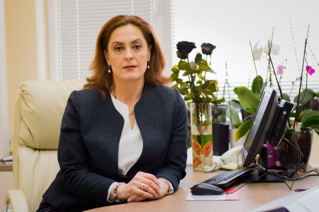 Проф. д-р Силва Андонова - директор лечебно-диагностична дейност и началник