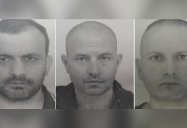 Полицията в Перник е задържала двама от издирваните за взривове