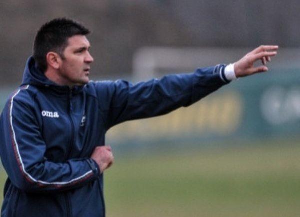 Селекционерът на юношеския национален отбор на България до 18 години
