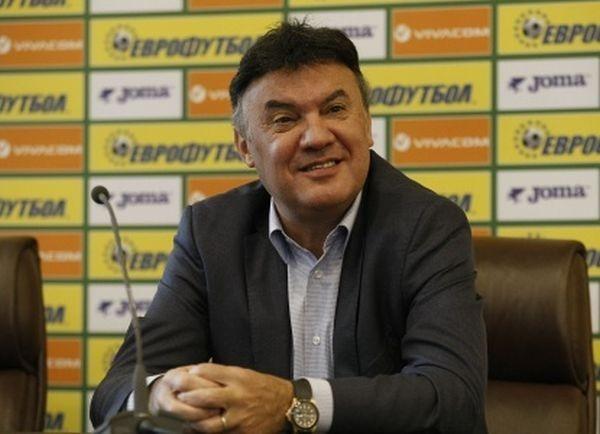ФК Дунав 2010 Русе, начело с Председателя на Управителния съвет