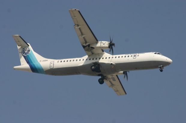 Ирански самолет с над 50 пътници на борда, изпълняващ полет