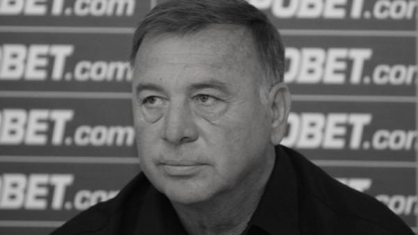 Легендата на Левски и българския футбол Павел Панов почина на