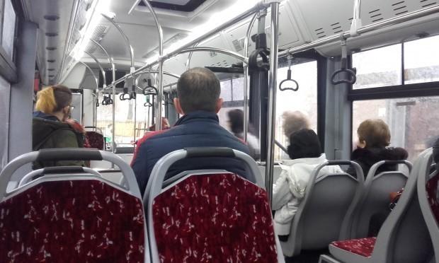 Недообмислена последна спирка на автобусна линия - така читател на
