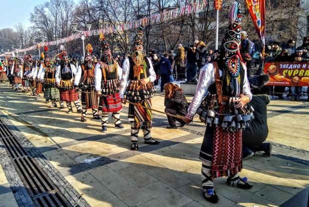 "В бургаския квартал ""Долно Езерово"" по традиция ще отбележат Кукеровден"