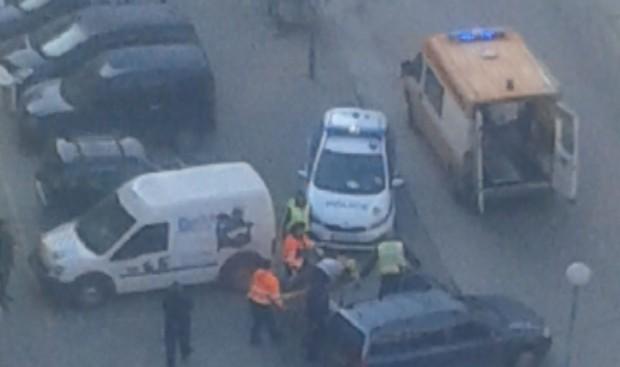 Блъснаха жена на пешеходна пътека в Пловдив, научи ексклузивно Plovdiv24.bg.