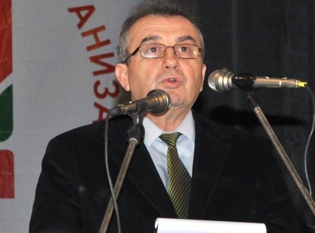 Бившият кмет на Хасково и настоящ председател на общинската организация