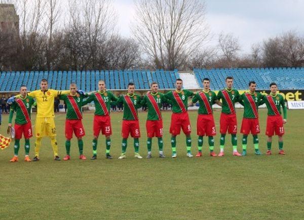Юношеският национален отбор на България до 19 г. (набор 1999