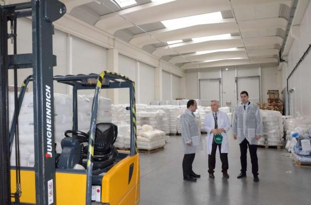 Кметът на Пловдив Иван Тотев се запозна с най-новата производствена