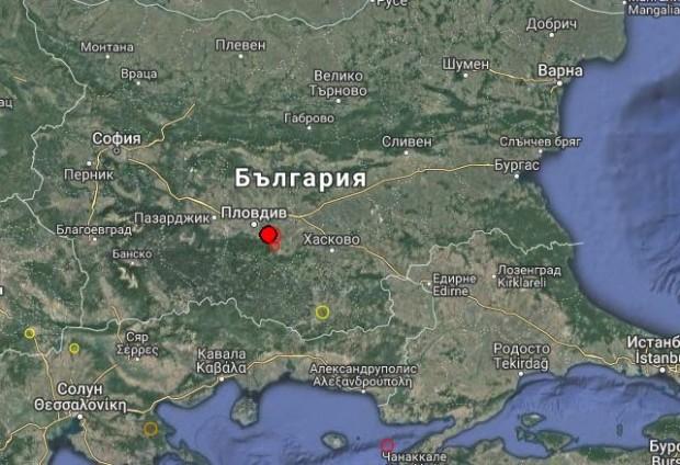 Ново земетресение до Пловдив! Очаквайте подробности!