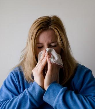 >От въздушно-капковите инфекции /без грип и ОРЗ/ са регистрирани 60