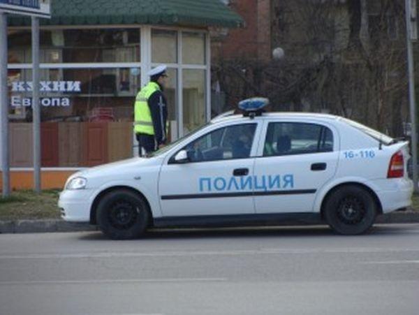 Снимка: Осъждан криминоген с отнета книжка вилня с БМВ в Пловдив