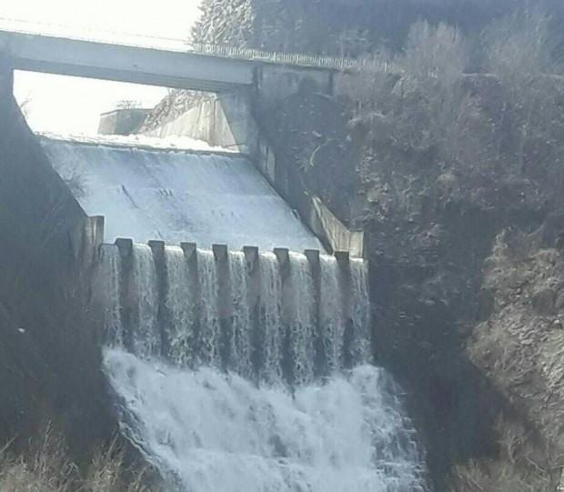 Опасност от наводнения няма, сочи състоянието на наблюдаваните от Министерството