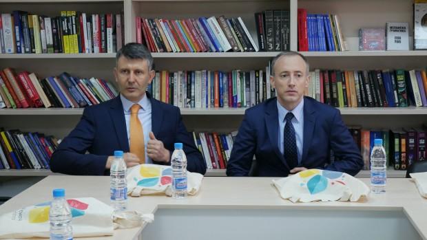 Младежкият център на Пловдив е отличен с европейски Знак за