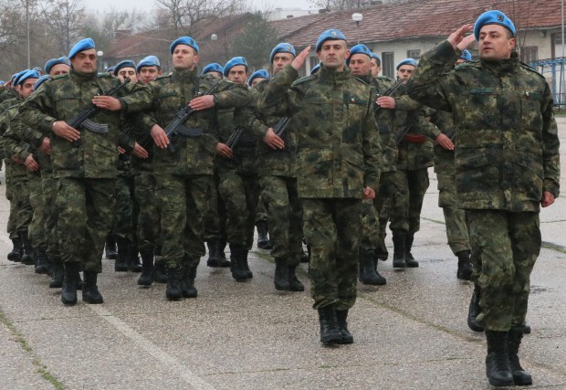 Burgas24.bg виж галерията До края на годината в българската армия ще
