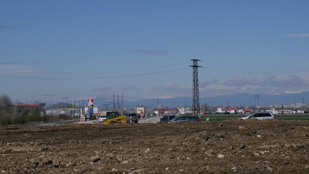 Ремонтът на пътя Пловдив - Асеновград е на етап рехабилитация