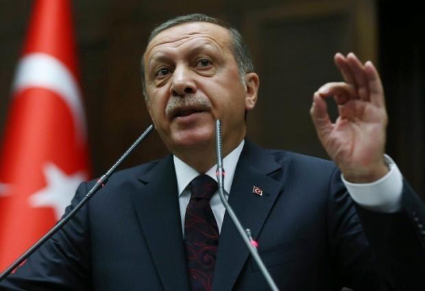 Реджеп Ердоганще бъде посрещнат въвВарнас протест. Турският президент се очаква