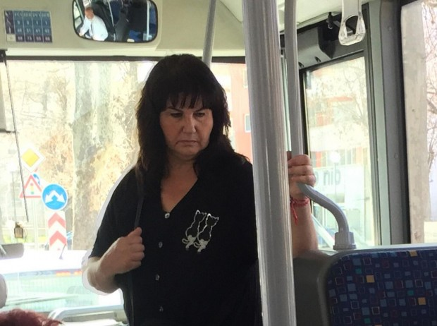 Снимка: Много грозна случка в градския транспорт на Пловдив!