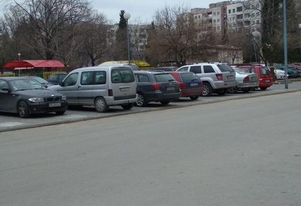 Бой за паркомясто в Пловдив! За такъв инцидент научи Plovdiv24.bg.