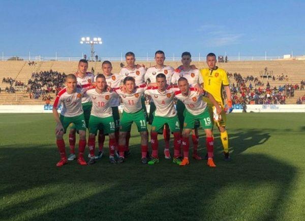 Юношеският национален отбор до 19 г. завърши 0:0 с домакина