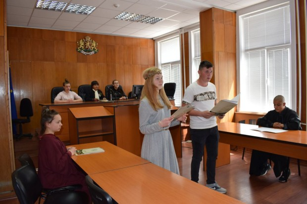 Окръжен съд – Варна бе домакин на традиционния Ден на