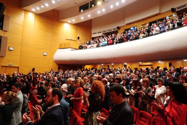 Апелативният съд в Пловдив отбеляза 20-годишния си юбилей с празничен