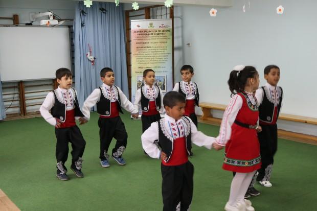 Работата по интеграция на малцинствените групи в Пловдивпродължава. В момента