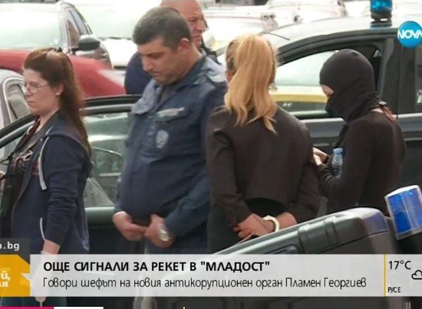 Точно преди седмица показен арест в центъра на София породи