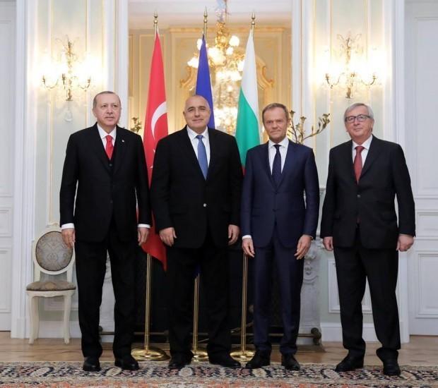 Европейският съюз ще отпусне на Турция допълнителни3 милиарда евро за