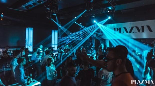 Единственият техно клуб в Пловдив - Plazma на Сточна гара,