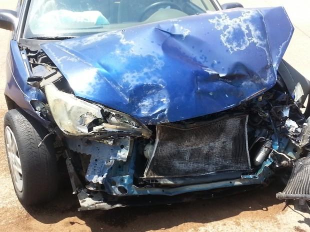 Шофьорка предизвика катастрофа заради отнето предимство на пътя Варна -