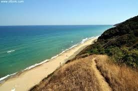 >Обектите, които са цитирани в публикациите,граничат с морски плаж