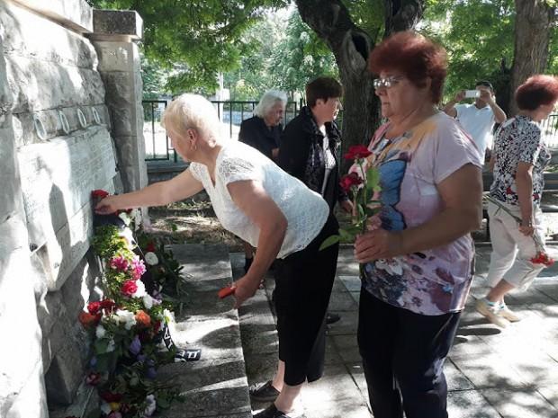 Кипренци почетоха жертвите на антифашистката съпротива