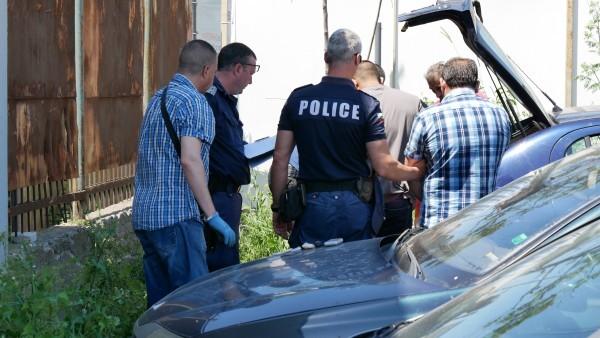 Архивна снимкаМалко преди това полицейски патрулки са преследвали автомобил, от