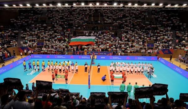12 месеца по-късно националния волейболен отбор на България отново надигра