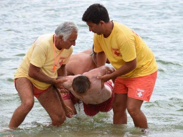 Черно море >Най-честата причина за водни инциденти на плажа е липсата