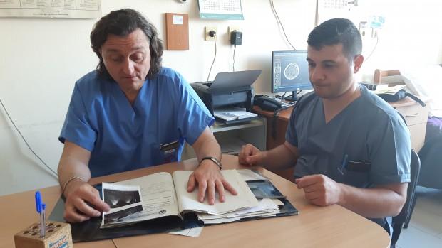 Опитен неврохирург от университетската болница в Стара Загора започна работа