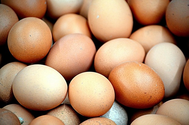 Спешно се изтеглят от търговската мрежа около 1,1 милиона яйца