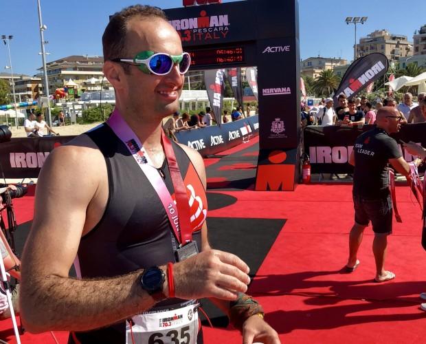 Известният пловдивски акушер-гинеколог д-р Борислав Иванов спечели престижния триатлон Ironman,