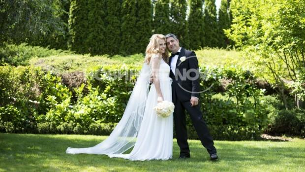 Само преди броени дни се състоя сватбатана Деси Банова и