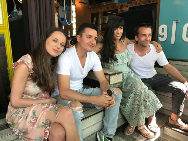 Burgas24.bg виж галерията Снимките на новия български комедиен сериал от 12