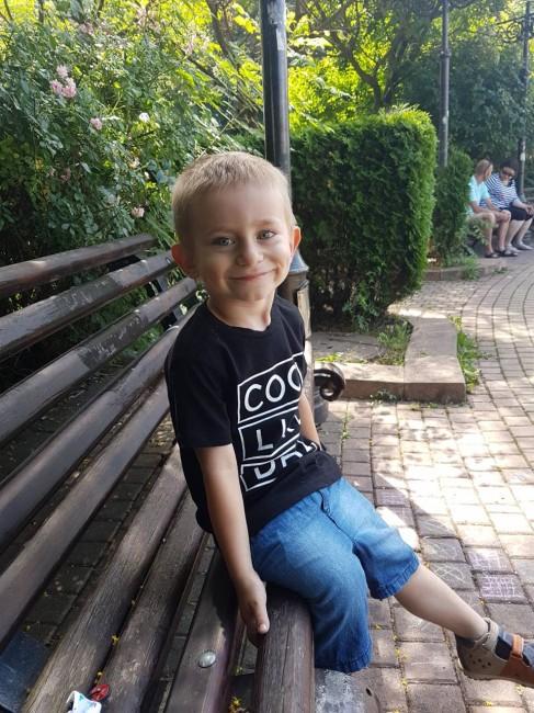 Тригодишният Никола Димов от Бургас е с вроден дефицит на