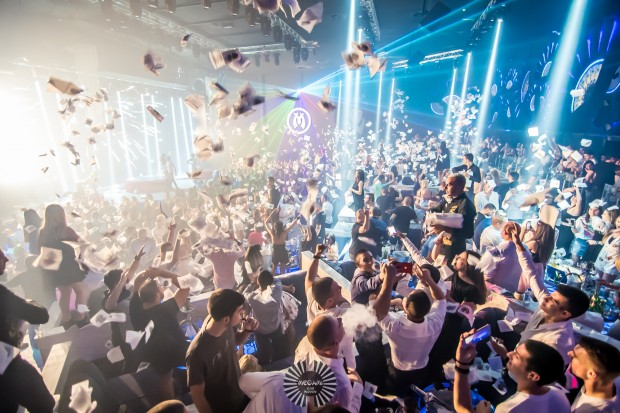 Megami Club Plovdiv спази обещанието си за бляскави тематични вечери