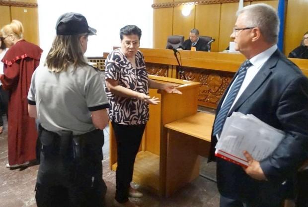 Неочакван обрат стана на 26 юни на делото срещу Иванка