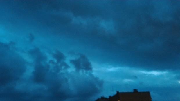 <div Ще преобладава облачно време. Отново ще превали, като на