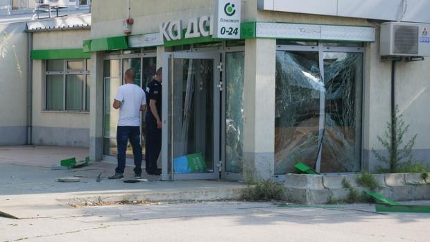 Varna24.bg Установени са извършителите на банковия обир в Пловдив, научи